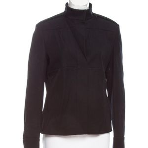 Black Jil Sander Wool Jacket